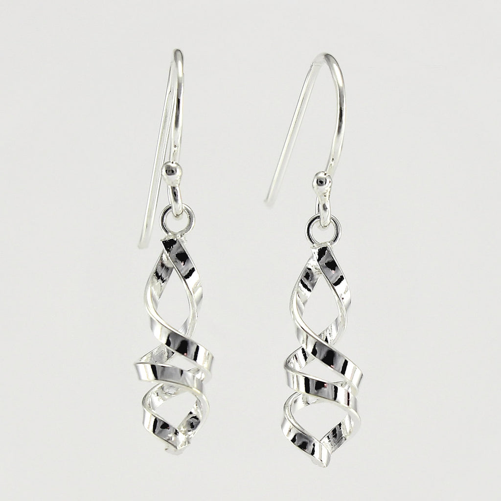 SWE126 Sterling Silver Earrings