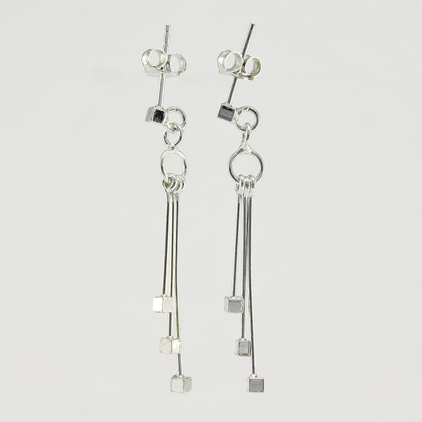 SWE129 Sterling Silver Earring