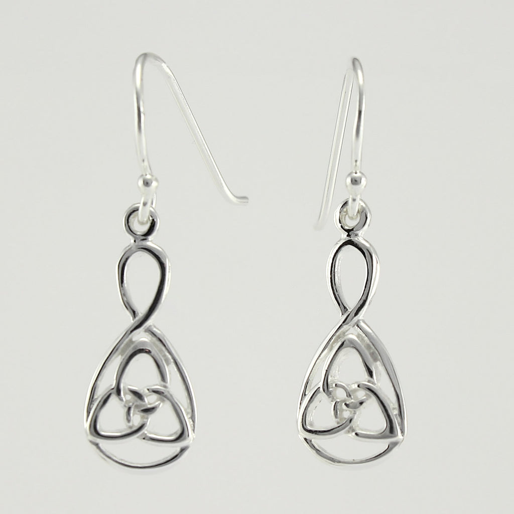 SWE132 Sterling Silver Earrings