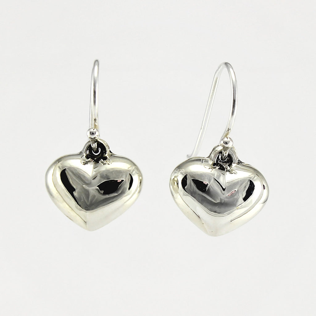 SWE134 Sterling Silver Earrings