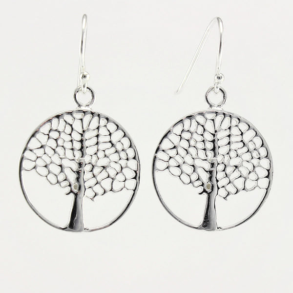 SWE137 Sterling Silver Earrings