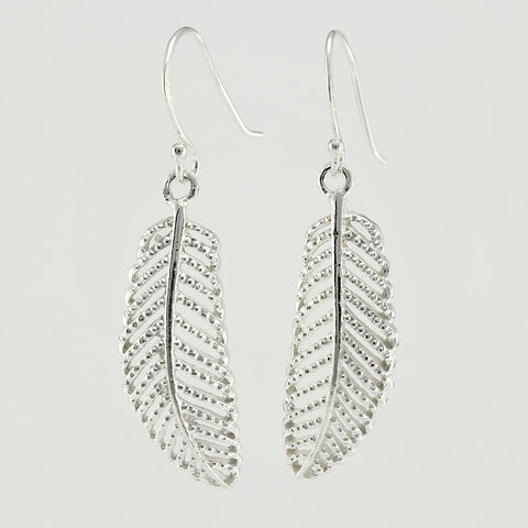 SWE138 Sterling Silver Earrings