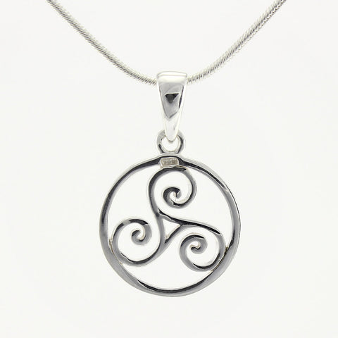 SWN139 Sterling Silver Pendant
