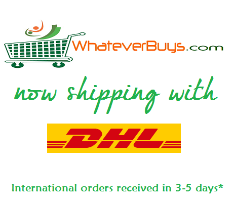 WhateverBuys.com Delivers Professional Skin Care Formula Products Internationally via DHL