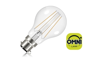 Classic LED Filament Light Bulbs