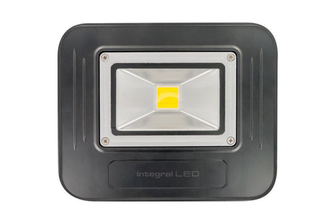 Super-Slim Floodlight 30W 2350lm IP67 Waterproof LED Light