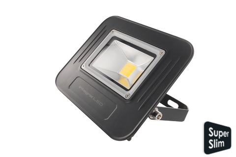 Super-Slim Floodlight 50W 4500lm IP67 Waterproof LED Light