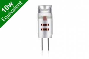 G4 SMD 1.5W (10W Replacement) 12v Capsule LED Spotlight Light Bulb