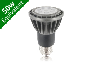 PAR20 E27 7.5W (50W Replacement) LED Spotlight Bulb