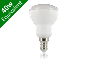 R50 Reflector E14 6W (40W) Frosted LED Spotlight Light Bulb