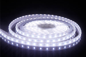 Flexible Strip IP65 Splashproof 12W-m 7000K Cool LED Light