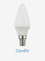 LED Lighting Candle Shape Search