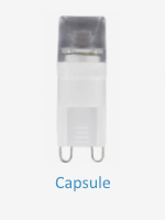 LED Lighting Capsule Shape Search