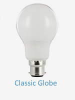 LED Lighting Classic Globe Shape Search