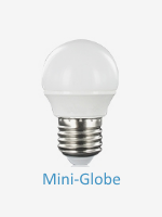 LED Lighting Mini Globe Shape Search