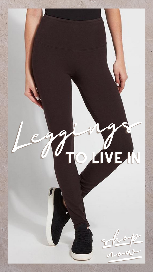 FLATTERING COTTON LEGGING LYSEE' STRETCH PANTS
