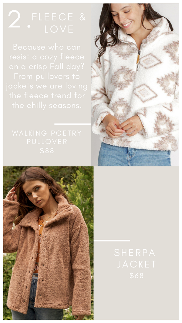 WALKING POETRY PULLOVER THREAD AND SUPPLY QUARTER ZIP PULLOVER