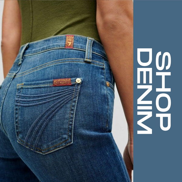 DENIM JEANS MINT SUMMER SALE