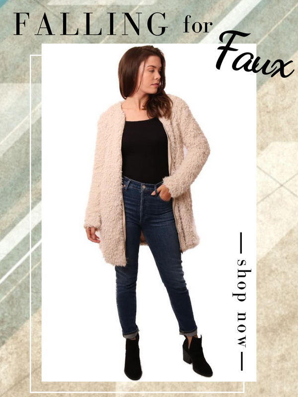 Falling For Faux