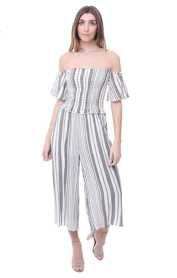 Spring Jumpsuits - Cropped Fits and Bella Dahl Faves