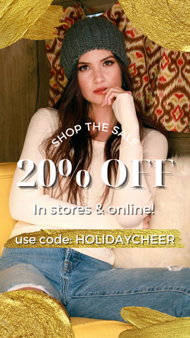 NEW ARRIVALS MINT 20% OFF HOLIDAY SALE ITEMS JUMPSUITS DENIM