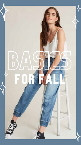 FALL NEW ARRIVALS MINT JOGGER PANTS BELLA DAHL