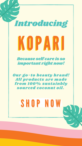KOPARI BEAUTY SELF CARE MOISTURIZER COCONUT OIL CREAM PURE NO TOXINS