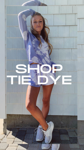 TIE DYE BEACH SALE AT MINT