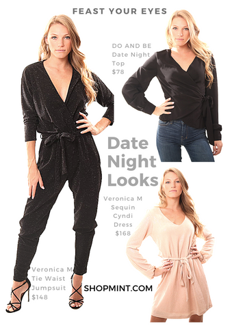 SHOPMINT FALL DATE NIGHT LOOKS