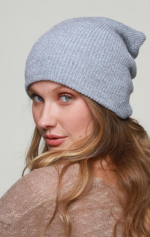 SLOUCHY KNIT BEANIE MINT EXCLUSIVE WINTER WARM AND COZY WINTER HAT