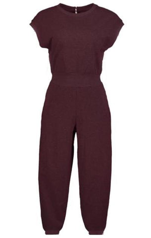 KEEP IT COZY JUMPSUIT BISHOP AND YOUNG ROMPER ONE PIECE RUBY FALL JUMPSUIT