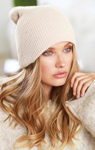 SLOUCHY KNIT BEANIE MINT EXCLUSIVES SUPER SOFT WARM WINTER HATS