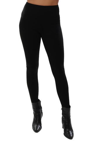 Lysse Leggings High Waist Stretchy Black Skinny Long Legging Pant