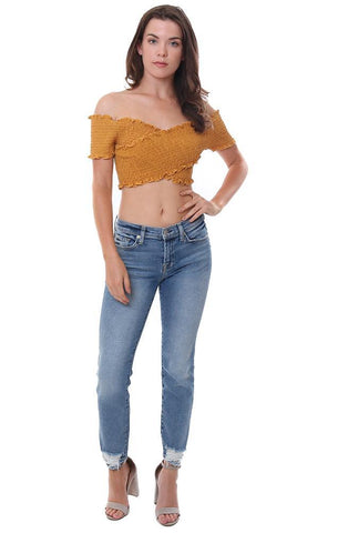 https://www.shopmint.com/collections/new-arrivals/products/blue-blush-tops-smocked-yellow-criss-cross-tube-top