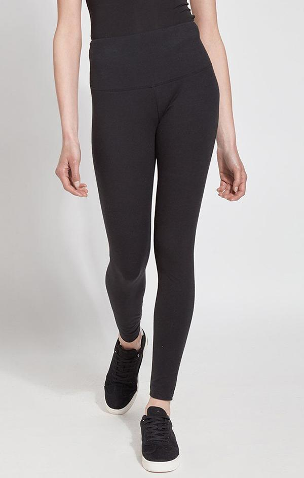 black high waisted lysse leggings