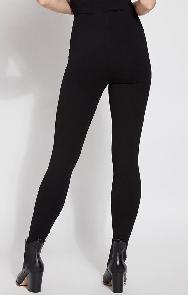black high waisted lysse legging