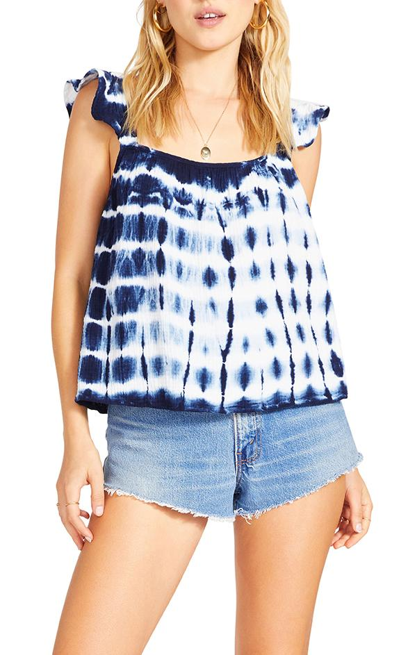 bb Dakota womens Cool Million Top