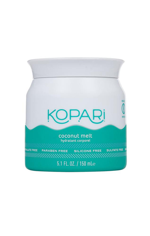 Kopari organic coconut melt for skin