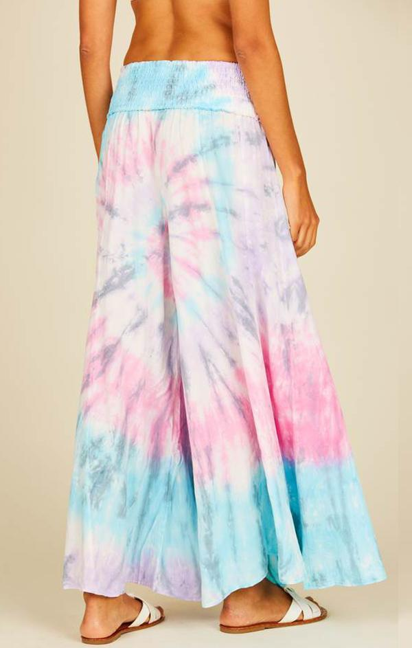 flowy wide leg summer chic bottoms