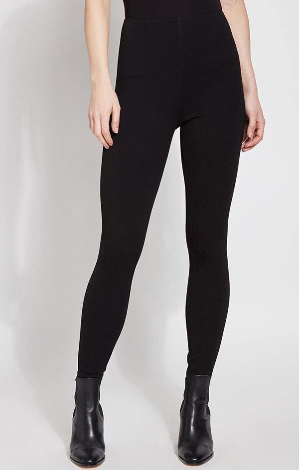 black high waisted legging