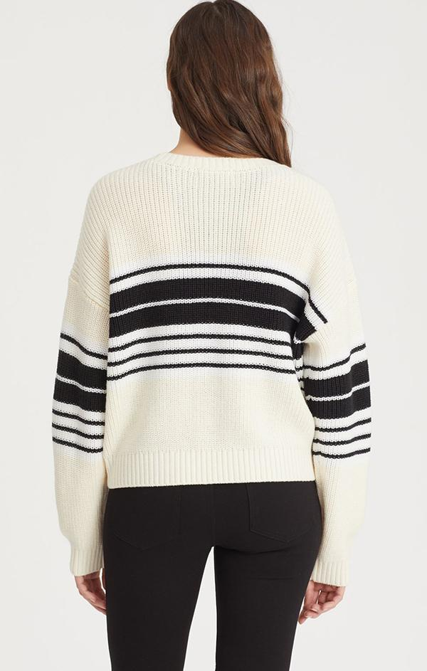 long sleeve knit spring sweater