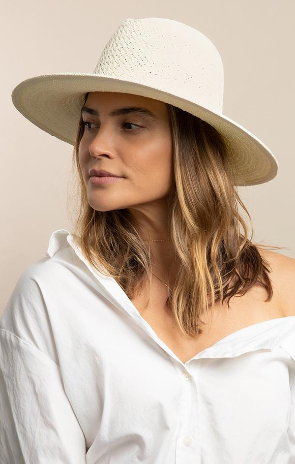 hat attack women's beach summer hat Vented Luxe Packable Hat