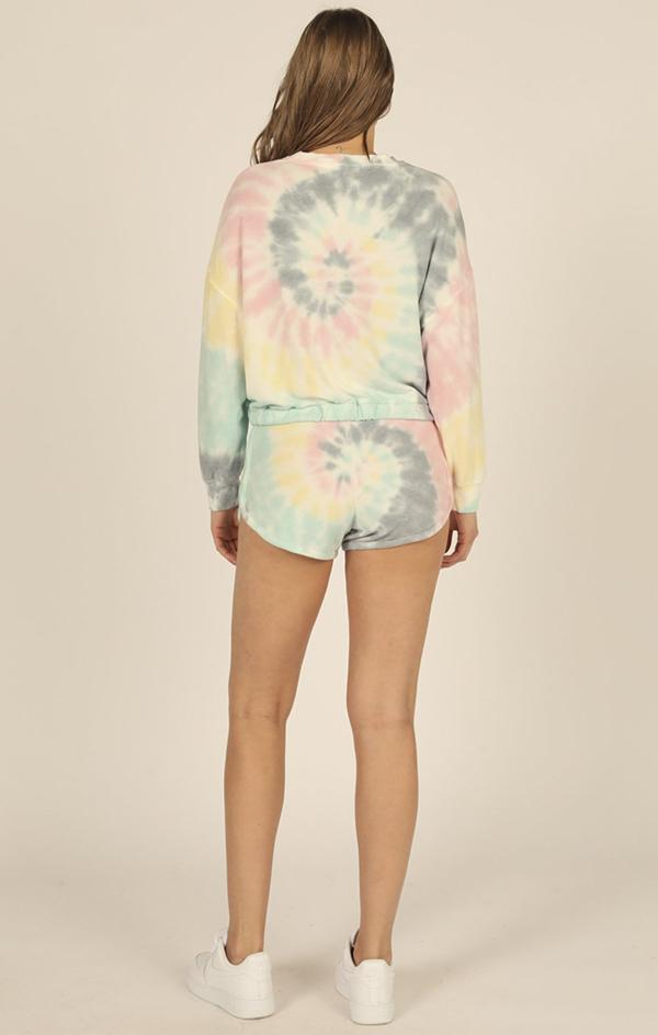 Sugar Crush Tie Dye Shorts