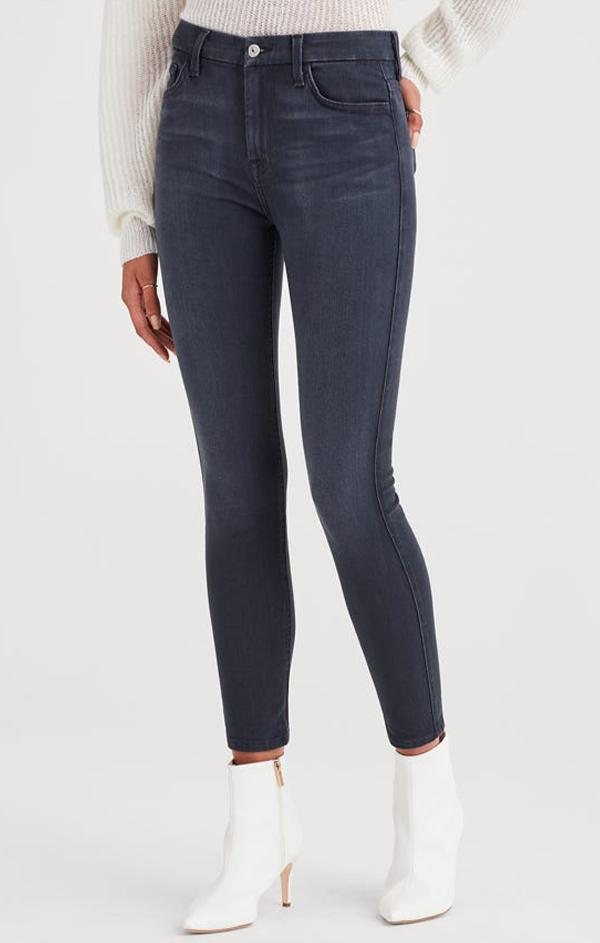 7 for all mankind skinny denim jeans
