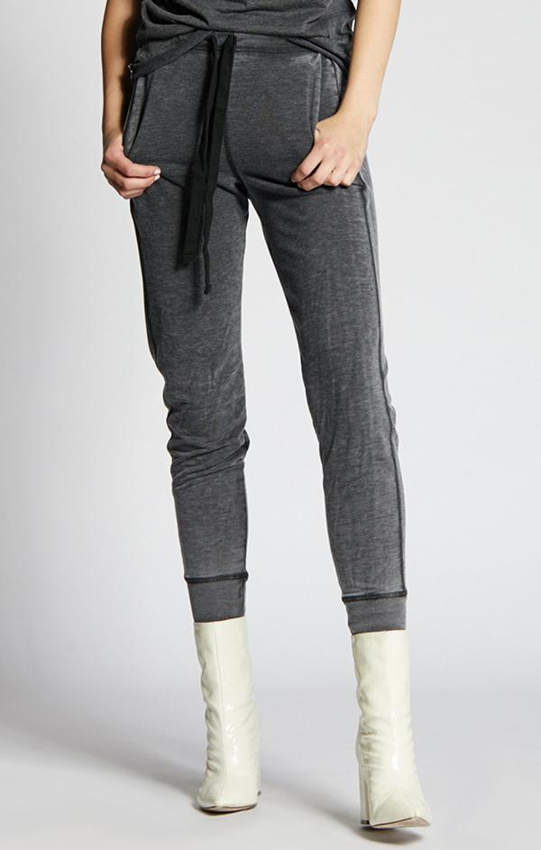 French Terry grey joggers