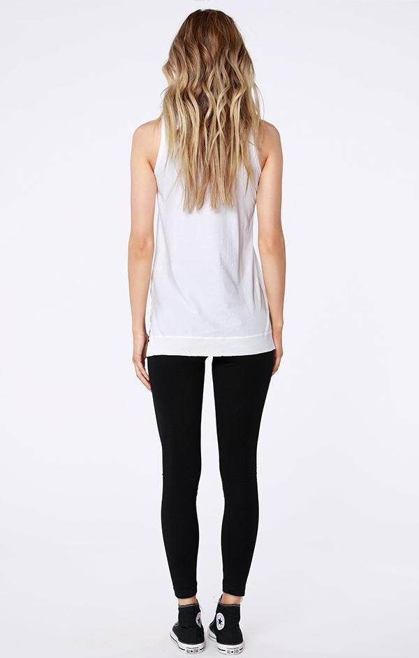 lightweight Bobi LA sleeveless tank top