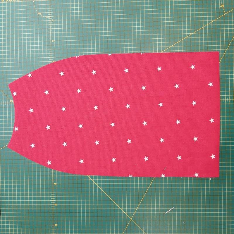 IKEA SANDARED fabric cover sewing pattern Freckles and Co Sewing