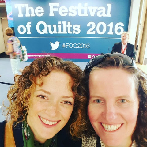 Festival of Quilts #FOC2016