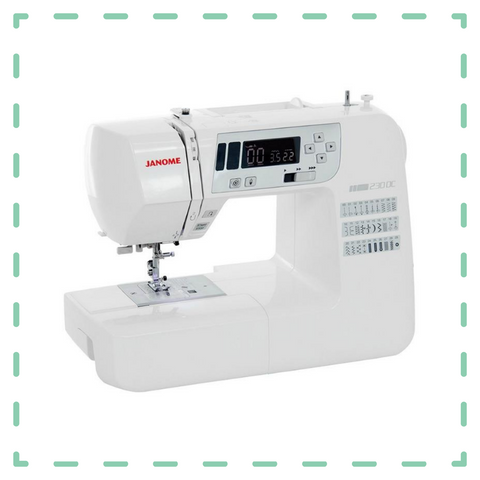 Janome 230DC at Stitch Studio UK