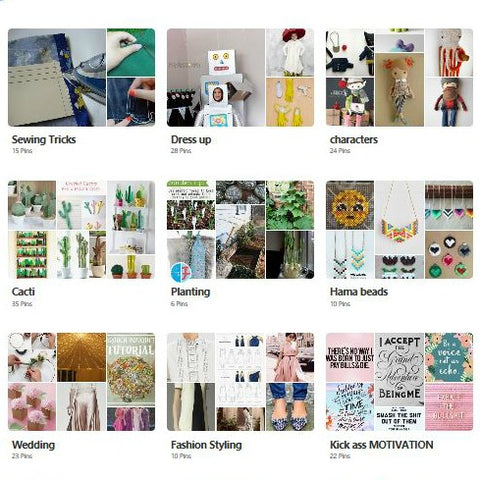 Pinterest Hack move boards to other accounts – Stitch Studio